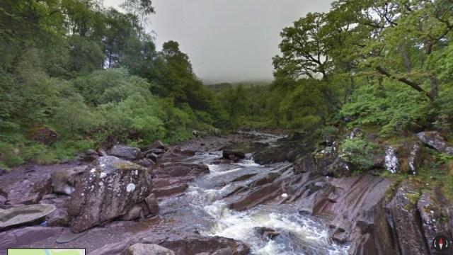 Loch Lomond Google Maps