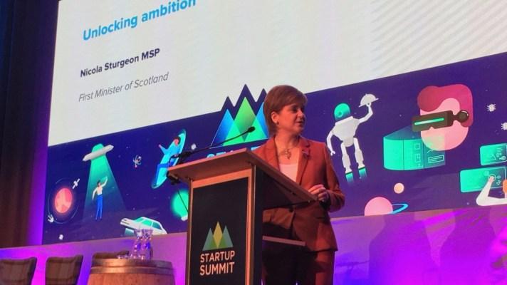 Nicola Sturgeon: Unlocking Ambition Challenge