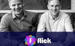 Flick eSports founders: Nigel Eccles and Rob Jones