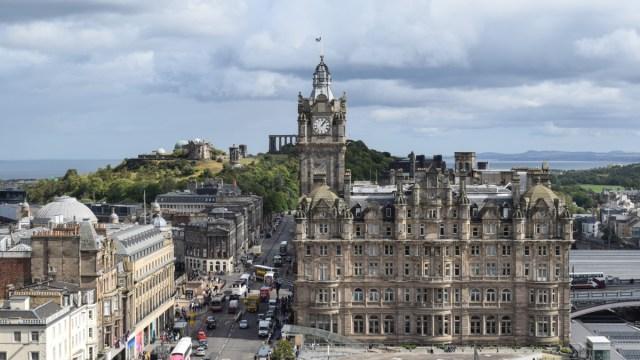 EY Attractiveness Survey Edinburgh