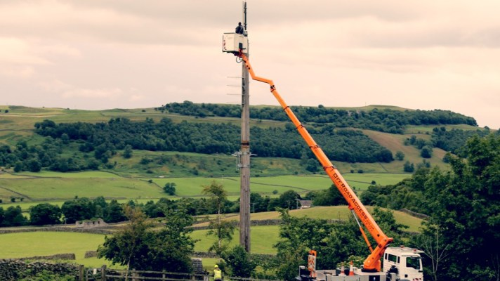 £25M programme to improve 4G Coverage Scotland