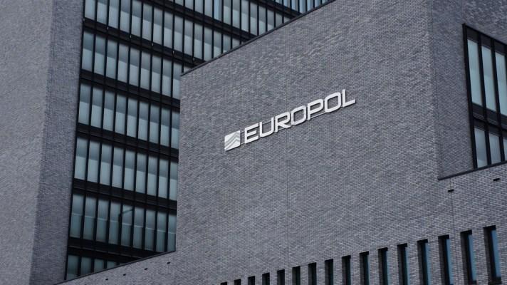 Europol DDoS