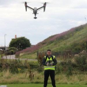 Ross Jolly Drone Pilot