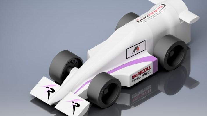 F1 in Schools Challenge