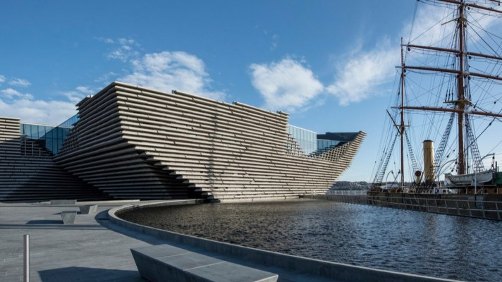 Dundee Waterfront Redevelopment
