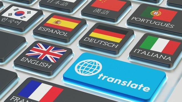 translation keyboard buttons