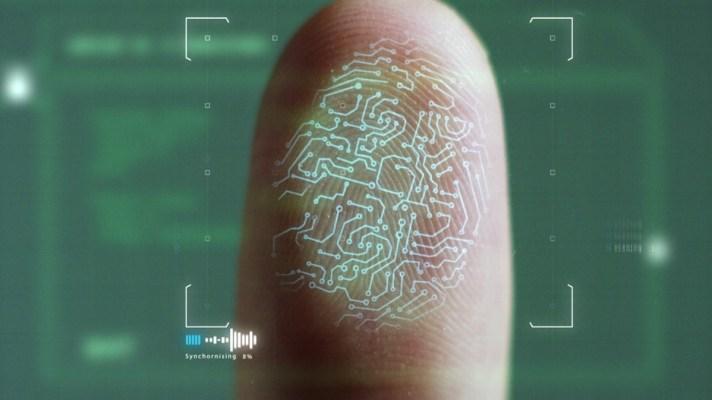 Scottish Government biometric data