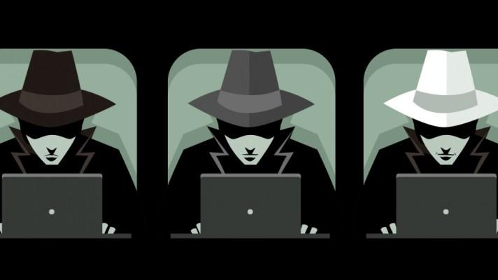 Black Hat White Hat Grey Hat Hackers