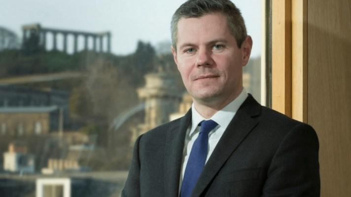 Derek Mackay MSP