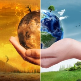 Earth Climate Change Report