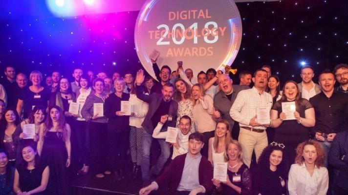 ScotlandIS Digital Technology Awards