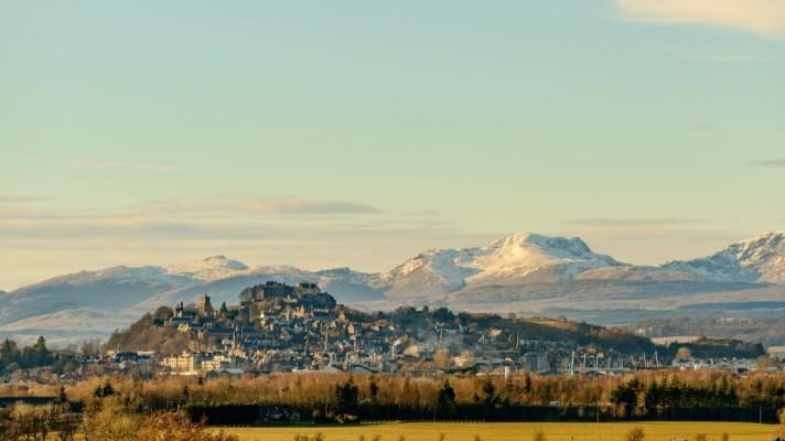 CityFibre Stirling