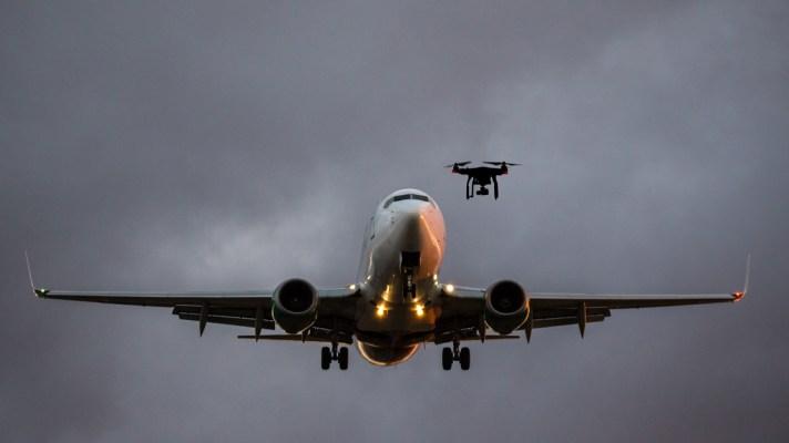 Gatwick Drones