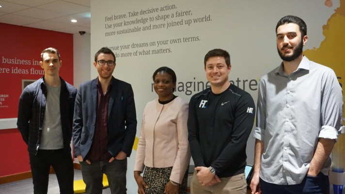 Edinburgh Business School Startups