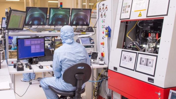 Sub-Micrometer Laser Welding (UK) – KAIAM