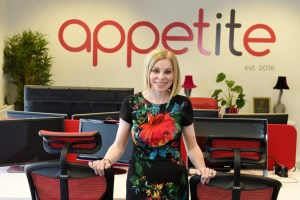 Sheryl Newman, Appetite for Business
