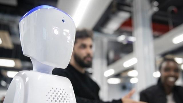 Robot Classroom Assistants
