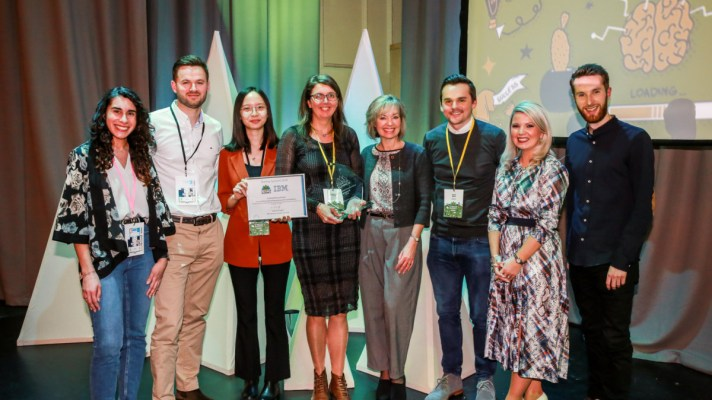 Startup Summit 2019 winner and finalists