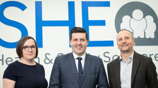 Ministerial Visit at SHE Software