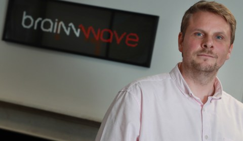 Steve Coates, CEO, Brainwave