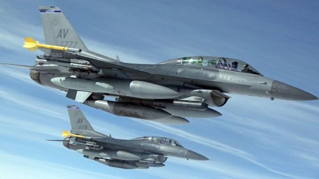 F-16 AI pilot