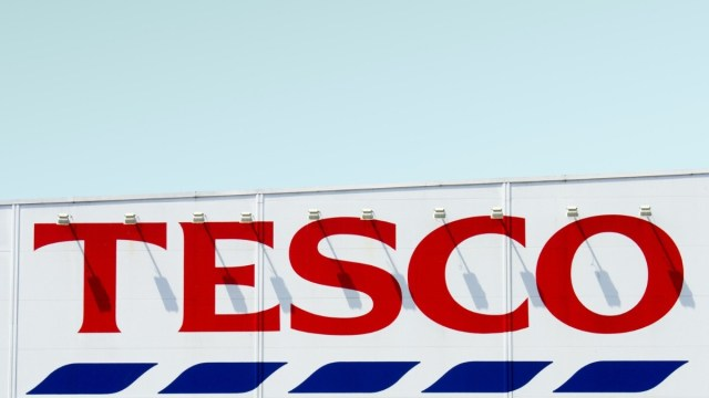 Tesco Drone Delivery