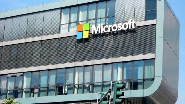Microsoft cloud outage