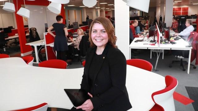 Lindsay McGranaghan women in tech