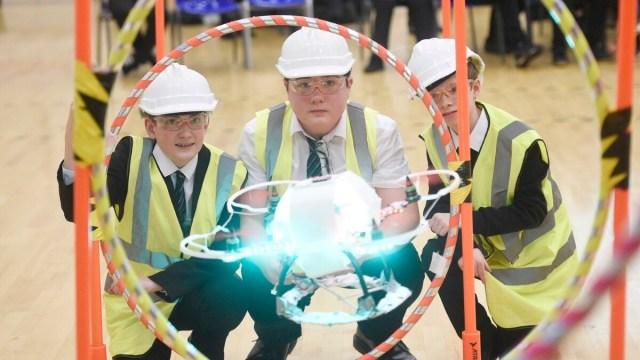 Quadcopter Challenge
