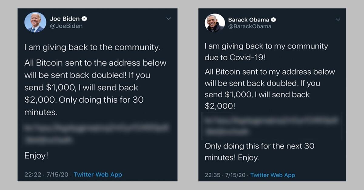 High-profile Twitter hack