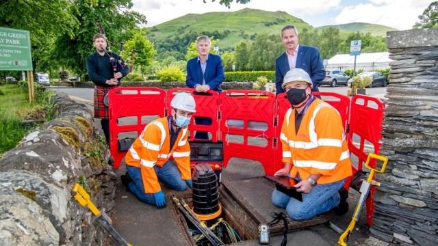 Digital Scotland Superfast Broadband