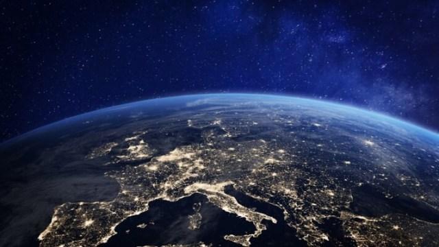 Space flight Scotland