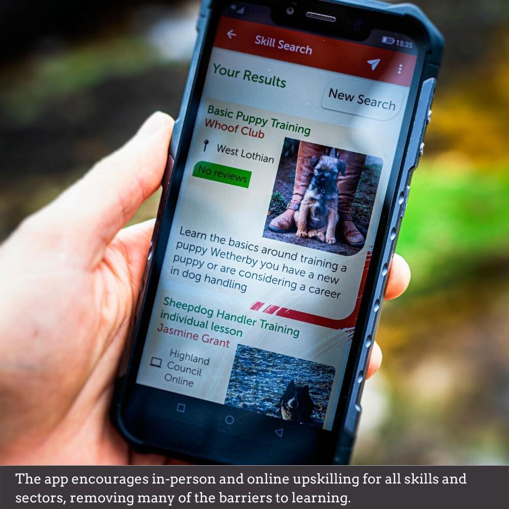 SkillSeeder App