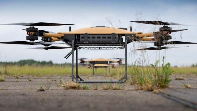 Drone Swarms