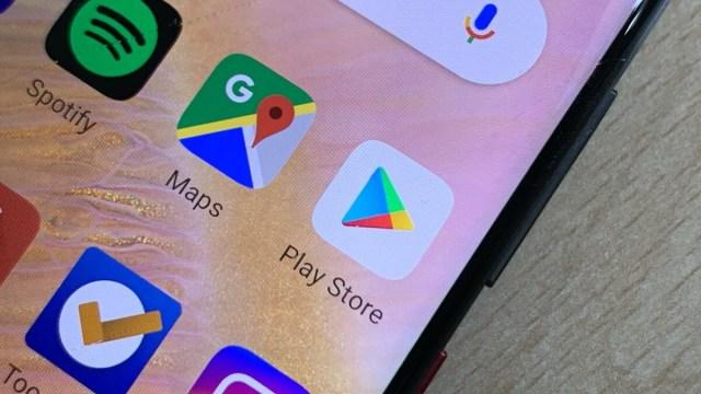 Google Play stalkerware