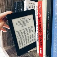 Cresce o número de e-books