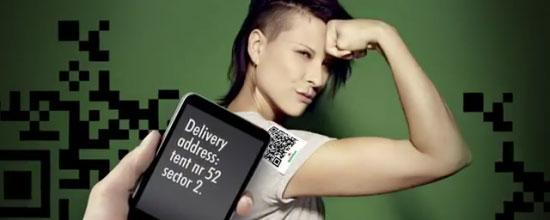 QR-Code - Mobile Marketing