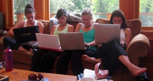 Mulheres na Web