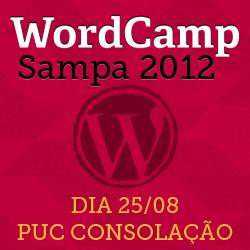 WordCamp Sampa 2012