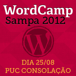 WordCamp Sampa 2012