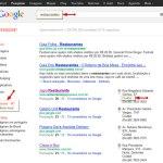Página de Resultado de Pesquisa do Google para Cuiabá