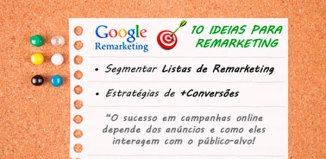 10 ideias para lista de remarketing