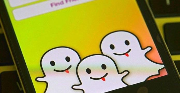 Reprodução Snapchat