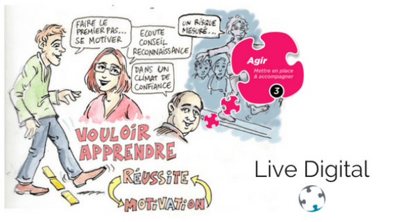Live digital by Digital Collab