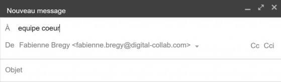 Gmail au profit de notre productivité individuelle - messagerie