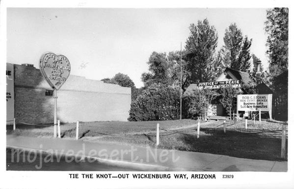 Wickenburg Arizona Historic Photos