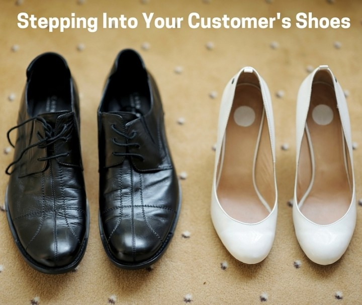 Creating Buyer Personas: Stepping into Your Customer's Shoes Is Key