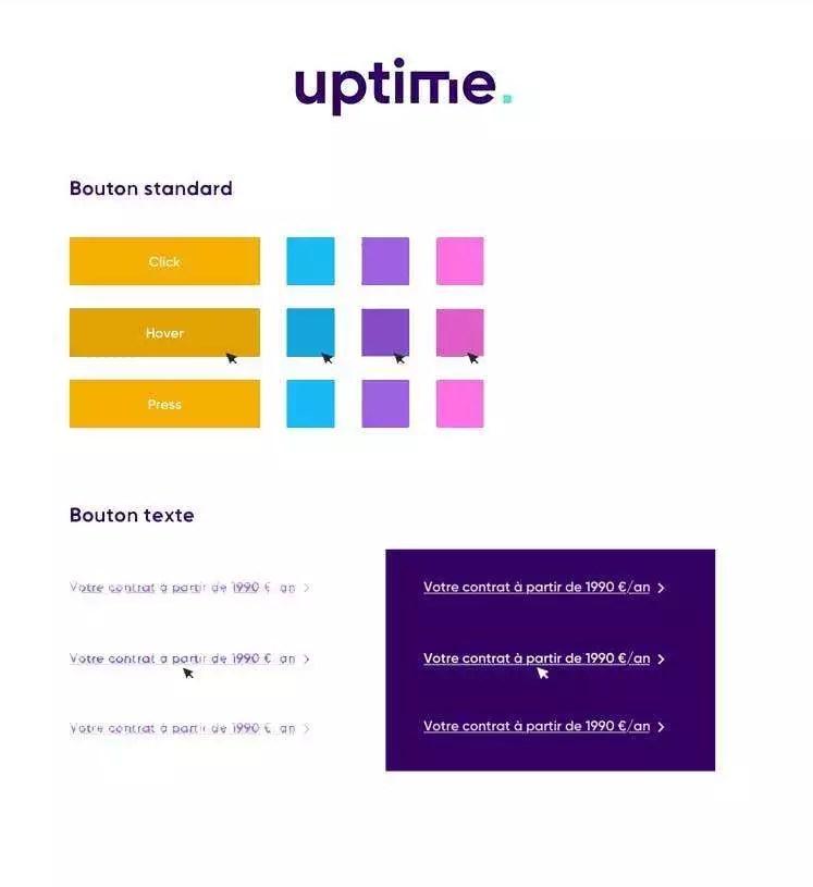 Uptime_CharteGraphique