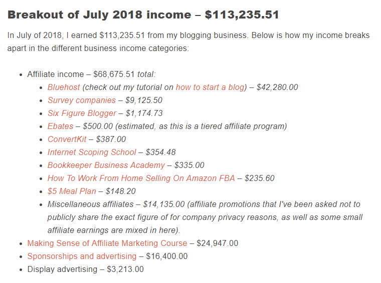 Making Sense of Cents earnings July 2018