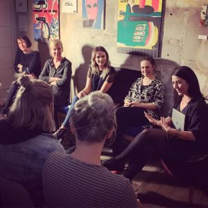 Women in Tech and Ladies Wine Design Panel in Lancaster